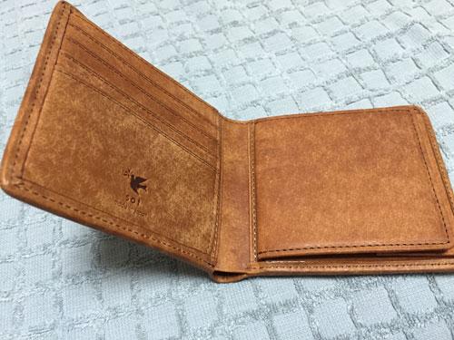 プエブロの財布